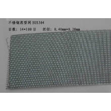 Stainless Steel Dutch Weaving Wire Mesh in 24X110mesh