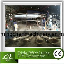 Milk Single-Effect Falling Film Evaporator