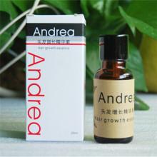 Vente chaude populaire Andrea Traitement de la perte de cheveux Essence de croissance des cheveux liquide
