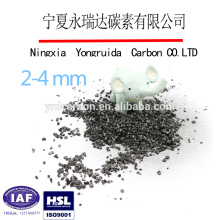Water purification coal activated carbon price in kg