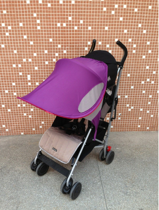 Buggy Sunshade with UV90 Plus