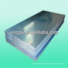 Folhas de cobertura usadas em liga de alumínio 6101B