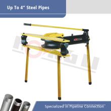"""Serie HHW-J Trituradora manual de tubos de acero hidráulico 1/2 """"-4"""""""