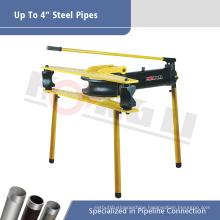 """HHW-J Series Manual hydraulic steel pipe bender 1/2""""-4"""""""
