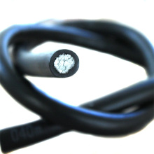 95mm2 Aluminium alloy conductor welding rubber cable