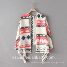 Fashion new ladies jacquard acrylic pashmina /long scarf