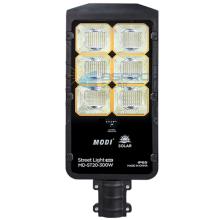 Easy-to-install split solar garden light