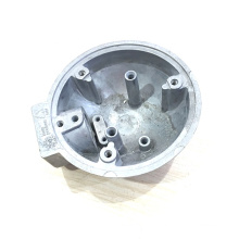 Professional customization precise die cast aluminum alloy sheet metal housing fitting China casting foundry