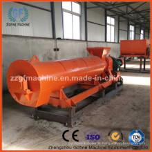 Biogas Residue Fertilizer Production Plant