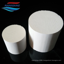 Hot Sale Industrial catalytic converter Ceramic Honeycomb filter