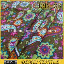 tissu de beaucoup de gros stock de textile à la maison pour canapés