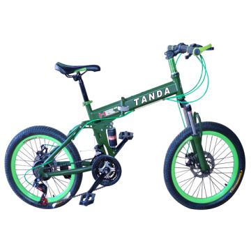 Easy Carry Folding Bicycle Single Speed