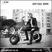 China Fábrica Atacado Citycoco Chinês Baratos Adultos Electric Motorcycle E-Scooter