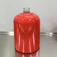 linha de pintura eletrostática para garrafas de vinho