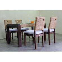 2017 elegante jacinto de agua comedor conjunto para muebles de interior