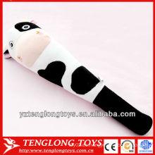 Suave mascota de vaca de dibujos animados palos de masaje