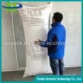 Белый Сплетенный PP сепарационный материалы подушки безопасности для транспорта