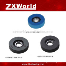 Schindler escalator parts/ rubber roller