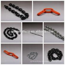 acero de aleación ASTM80 G70 G80 el levantamiento de las cadenas de