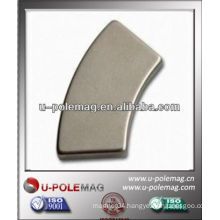 Wedge Wind Generator Magnet