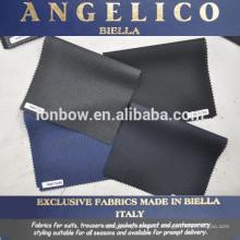 Angelico Italiano merino suit tecidos 100% lã em estoque