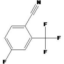 4-Fluoro-2- (trifluorometil) benzonitrilo Nº CAS 194853-86-6