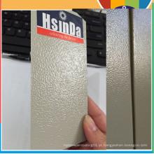 Revestimento do pó da textura do enrugamento de Hsinda Ral7032