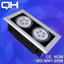 2 * 5 * 1w LED Down Light dimmbare LED Licht LED Bean Deckenleuchte