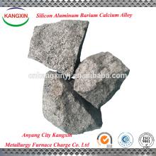 Liga de cálcio de bário de alumínio e silício para a necessidade do cliente