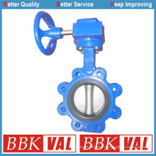 Butterfly Valve Wafer Type Semi Lug Type Fully Lug Type