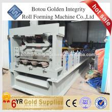 Máquinas de formação de rolo de laminação de piso