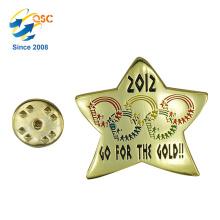 Projeto dos desenhos animados com seu próprio logotipo Atacado Pin Esmalte personalizado
