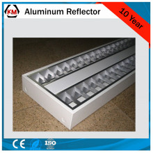 aluminum reflector for lighting and lamp