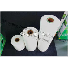 LLDPE Silage Stretch Film Width750 White Color