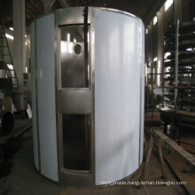 Plg Series Continuous Plate Drier for Rubber Accelerator for Chemical