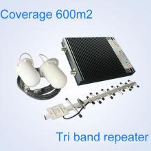 Tri Band CDMA 850 PCS 1900 Lte 2600 Signal Booster St-Cp4g27