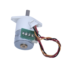 2 phase 16:1 ratio GM12-15BY stepper motor for 3D printer