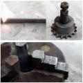 Faserlaser-Entrostungsmaschine