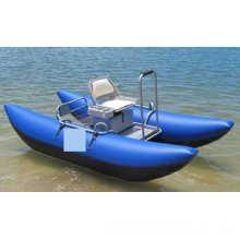 Надувная лодка-пантон для одного человека 3,2 м