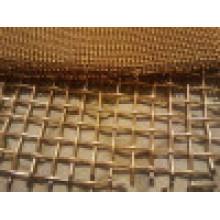 Acoplamiento de alambre de cobre amarillo del acoplamiento de alambre de la alta calidad China Anping Factory