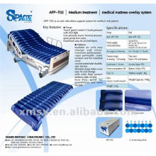 Medical air mattress for bedsores / pressure ulcers 5 inches APP-T02