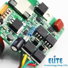 Novo design HID lastro eletrônico reator fino escondeu kit
