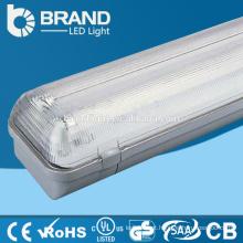 A venda quente 1200mm dobro T8 que aloja a luz Tri-proof