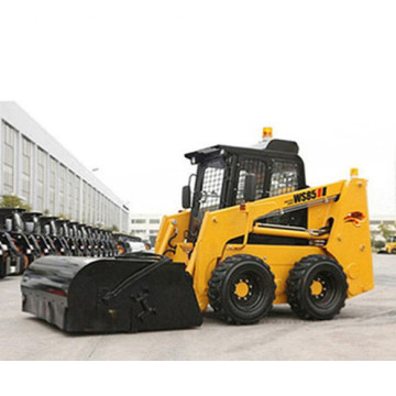 Hot προϊόν το youtube bobcat skid steer loader