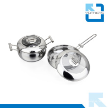 304 Stainless Steel Kitchen Sauce Pot Set