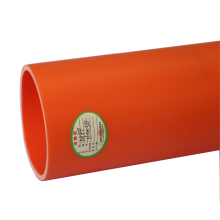 Wholesale High Quality Orange MPP Electrical Protection Plastic Pipes