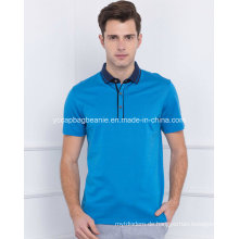 Stylish Europa 100% Baumwolle Polo Herren Shirts
