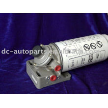 Fuel filter bases assembly, Customer designed