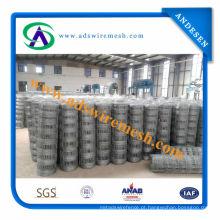 1mx100m 260G / M2 de alto revestimento de zinco para criação de animais