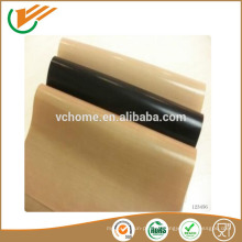 Tissu en fibre de verre revêtu de PTFE haute température en tissu teflon
